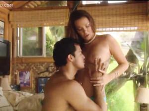 Красивое порно Софии и ее друга в бунгало