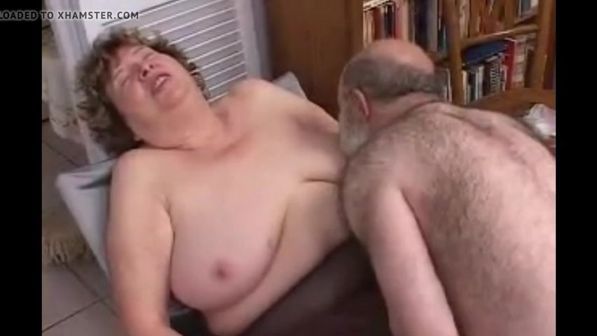 Домашнее порно бабушки с дедушкой