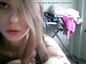Частное реальное порно со стройной девкой