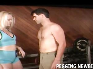 Подборка сцен с сексом би и сладким куни