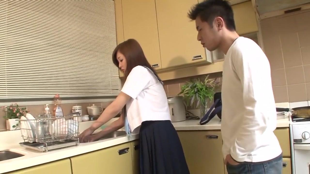 Японский Секс На Кухне