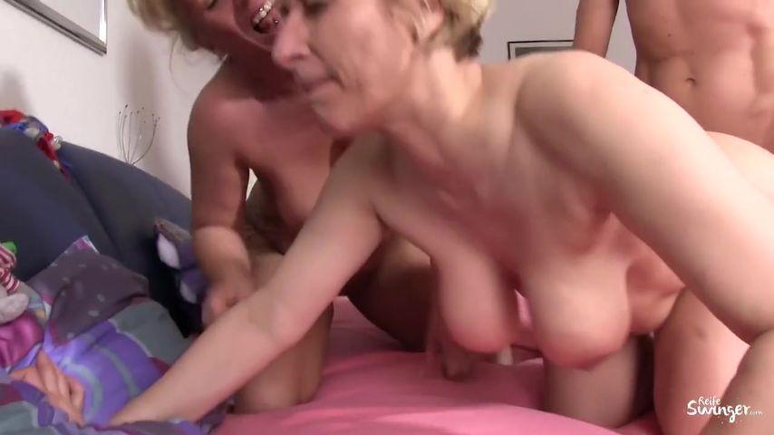 Оральный секс взрослой немки смотреть онлайн