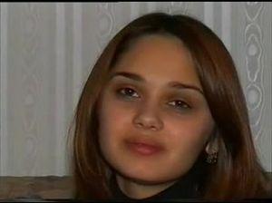 Русская красавица Ленка Габорова пришла на кастинг Вудмана