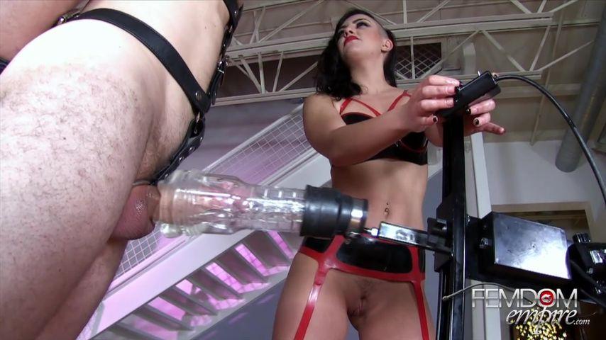 Порно видео секс машины мастурбаторы