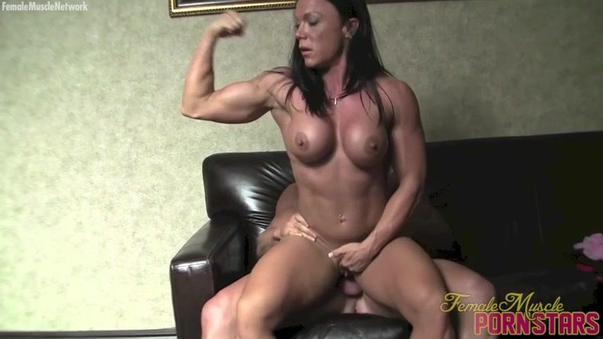 Порно онлайн с бодибилдершей порно фильмы