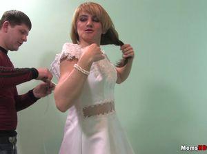 Невесту жахнул молодой свидетель пока муж спал