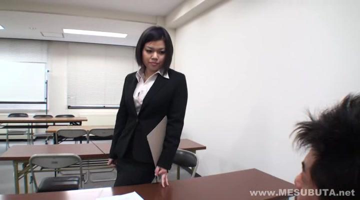 Японская училка смотреть порно