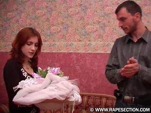 Репетиция невестой поебин перед брачной ночью
