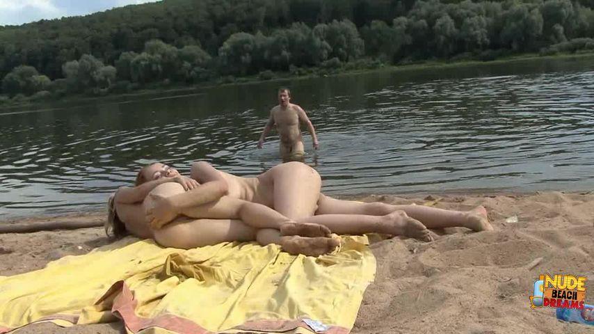 Порно фильм на озере