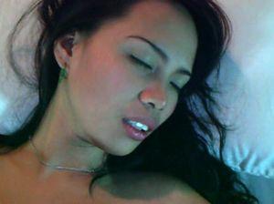 Трах с таиландской проституткой в уютном отеле