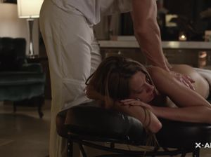 Свидание завершилось эротическим массажем с хэппи эндом