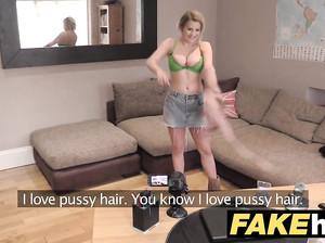 На фейковом порно кастинге украинку поебали от души