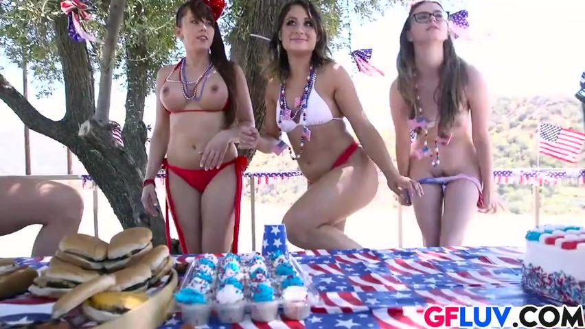 Секс оргии на дискотеках и пляжах фото и видео