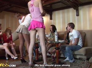 Студенты курского вуза решили поиграть в эротические игры