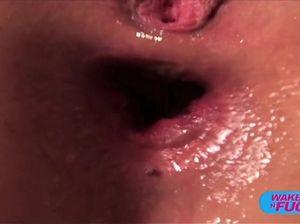 Неугомонный Вудман засадил в жопу телке на анальном кастинге