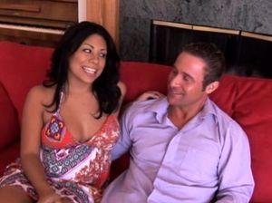 Любвеобильные мужья поменялись женами для секса МЖМЖ