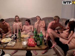 Курские студенты напились на выпускном и устроили оргию на квартире
