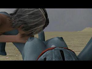 Прикольные мульт трансы трахаются со спящей подружкой