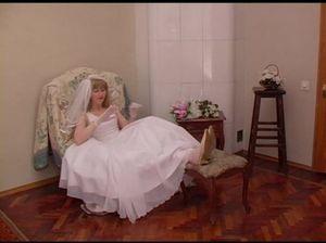 Неугомонный жених хорошенько оттрахал реальную невесту в чулках