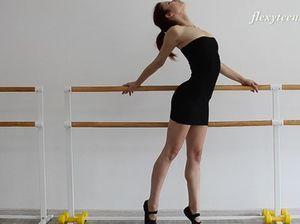 Русская гимнастка Злата обнажила красивое тело