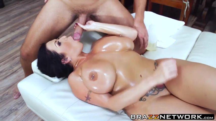 Интим массаж с сексом