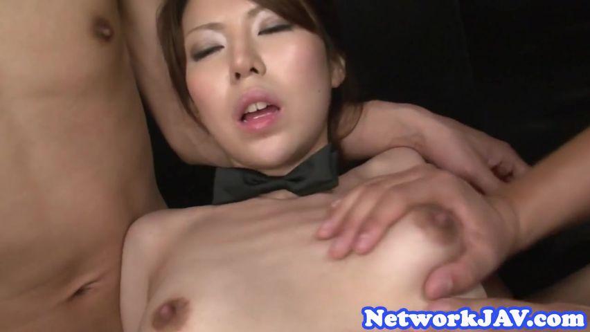 Реальный секс с японкой