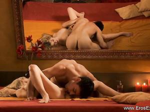 Анальный секс по технике из Камастуры