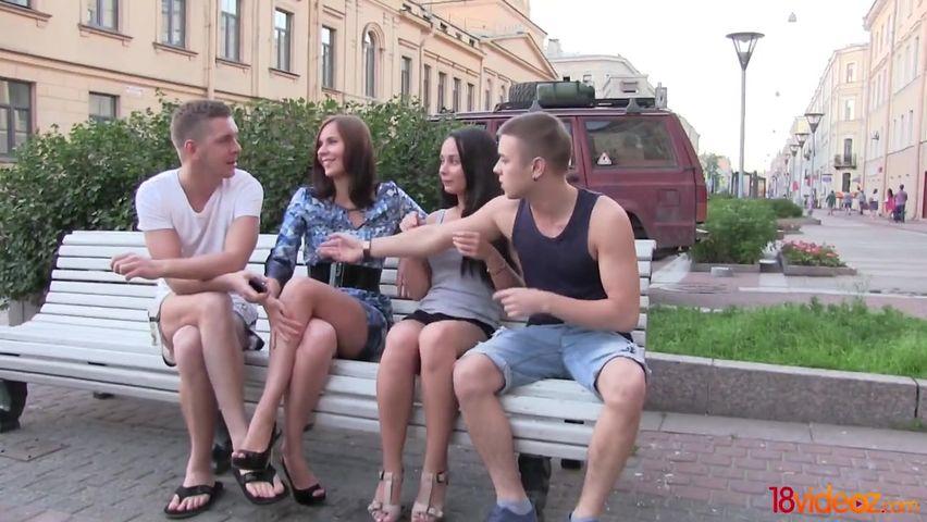 Оргия студентов по русски онлайн