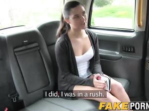 Водитель фейк такси поимел свою пассажирку