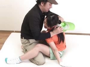 Японское трио МЖМ наслаждается еблей