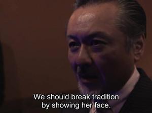 Пожилой японец-богач выбирает для секса девушку