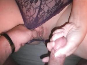 Реальное порно с толстой бабенкой