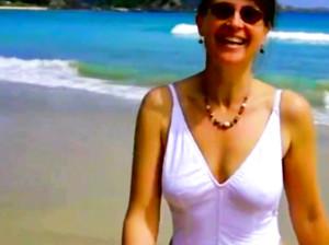 Подборка кадров с нудистского пляжа