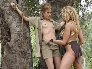 Хорошее порно в джунглях