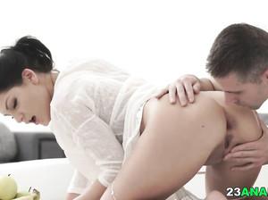 4Самое красивый анальный секс в мире